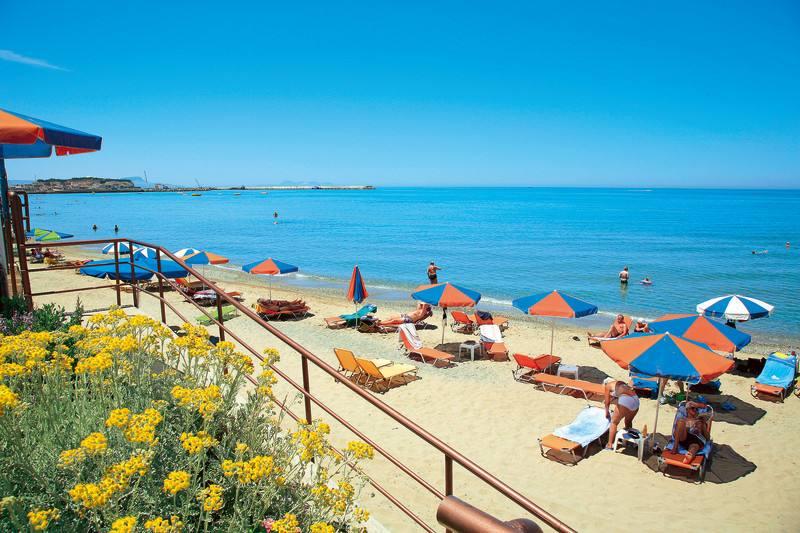 Hotel Minos - Rethymnon - Rethymnon Kreta
